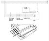 Циркуляційний насос для опалення IMP PUMPS GHNbasic II 100-190F-10, фото 5