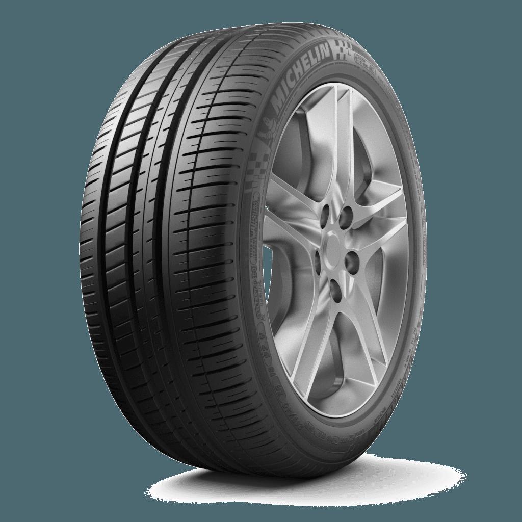 Шина 255/40 ZR18 (99Y) XL PILOT SPORT 3 MO1 Michelin