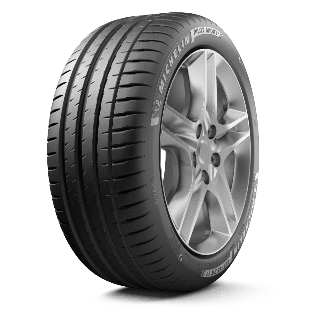 Шина 265/35 ZR18 (97Y) XL PILOT SPORT 4 Michelin