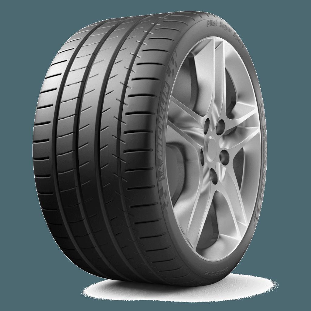 Шина 285/35 ZR18 (101Y) XL PILOT SUPER SPORT MO1 Michelin