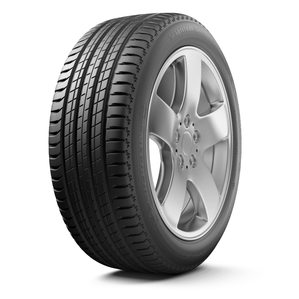 Шина 235/55 R19 105V XL LATITUDE SPORT 3 ACOUSTIC VOL Michelin