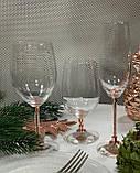 Бокалы для Шампанского 250 мл Купер 6шт ( набор бокалов ), фото 4