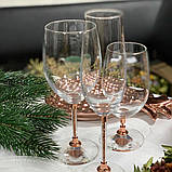 Бокалы для Шампанского 250 мл Купер 6шт ( набор бокалов ), фото 5