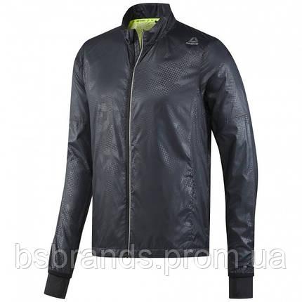 Мужская куртка Reebok RUNNING POLARTEC®(АРТИКУЛ:BR2309), фото 2
