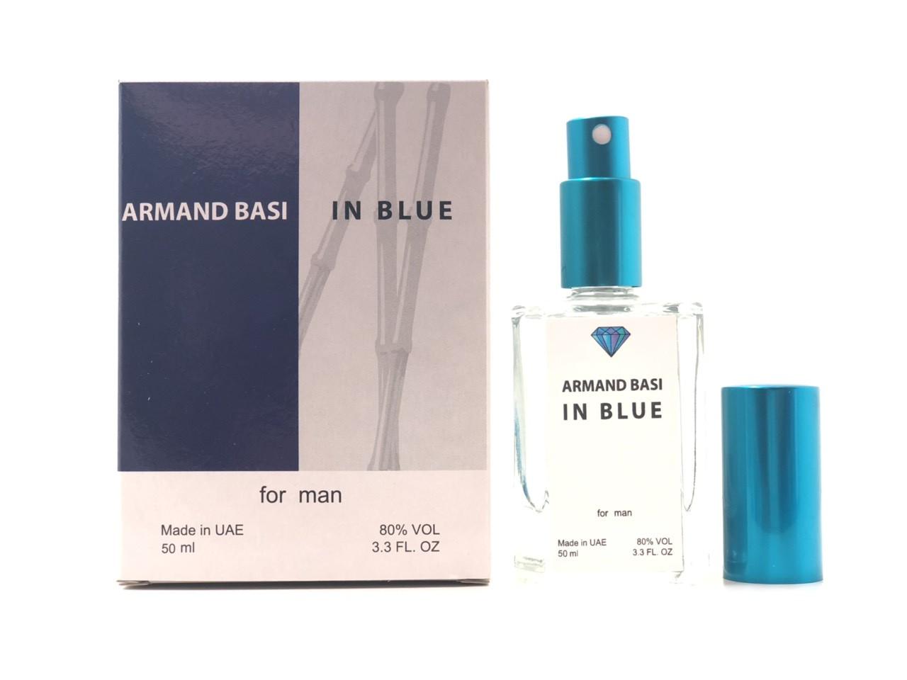 Парфюм Armand Basi In Blue (Арманд Баси Ин Блу) Diamond 50 мл - реплика