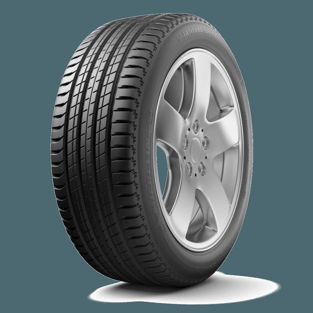 Шина 255/50 R19 107W XL LATITUDE SPORT 3 ZP Michelin