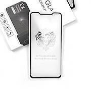 Захисне скло Full Cover 2.5 D Premium Meizu X8 Black
