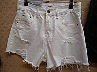 Женские джинсовые шорты Acne
