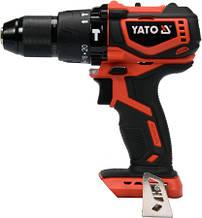 Шуруповерт-дрель ударный бесщеточный аккумуляторный (без аккум. и заряд.устройства) YATO YT-82797 (Польша)
