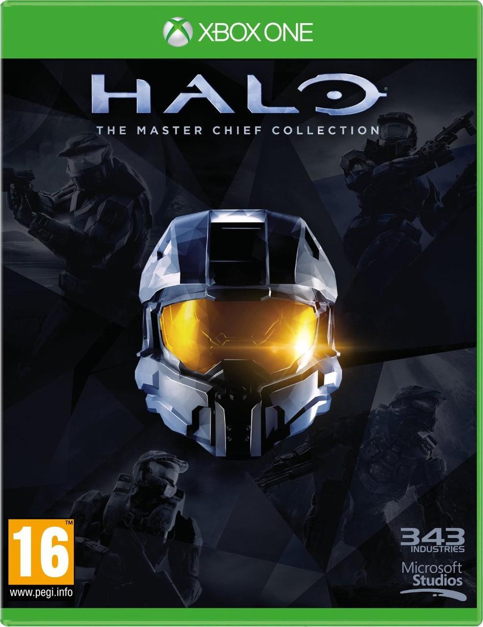 Игра для игровой консоли Xbox One, Halo: The Master Chief Collection (БУ)