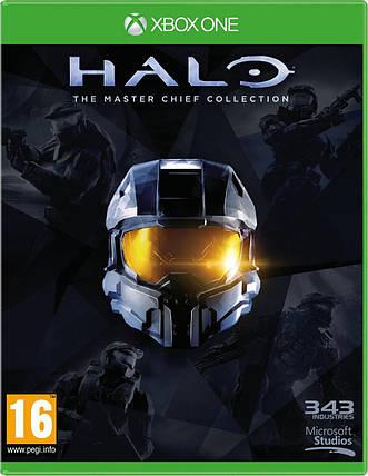 Игра для игровой консоли Xbox One, Halo: The Master Chief Collection (БУ), фото 2