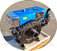 Двигатель дизельный Tata (Zubr) ZH1115 (24 л. с., с электростартером), фото 1