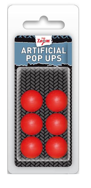Бойлы искусственные Carp Zoom Artificial Pop Up 14mm 6шт