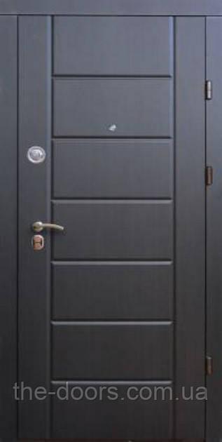 Двери входные Форт модель Канзас премиум