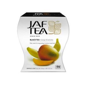 Чай чёрный Jaf Tea Mango-Banana Манго Банан 100г