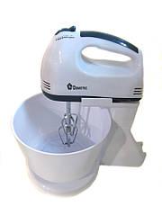 Ручной миксер с чашей Domotec MS-1366 (sp_3058)