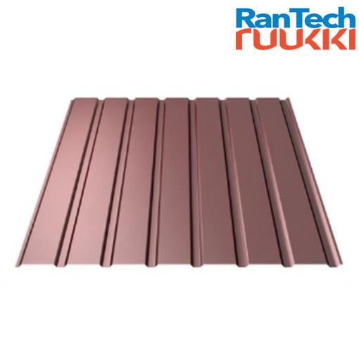 Металопрофіль RanTech T15 Polyester matt 0.43мм