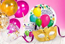 Товары для праздников, карнавалов, вечеринок
