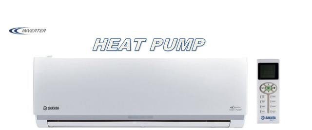 Кондиционеры Heat Pump