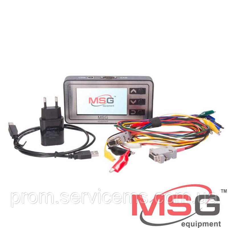 Тестер для проверки автомобильных реле-регулятора MSG MS013 COM 12В