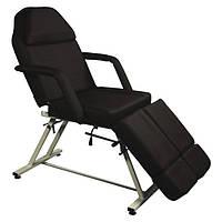 Кресло педикюрное  ZD-813A (черное)