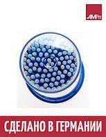 Микроаппликаторы стоматологические MED COMFORT Ampri 400 шт пластиковые стандарт синие, фото 1