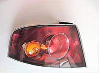 Ліхтар стоп задній лівий зовнішній в крилі Сеат Ібіца Seat Ibiza 6l Оригінал Yorka SkodaMag 6l6945111d