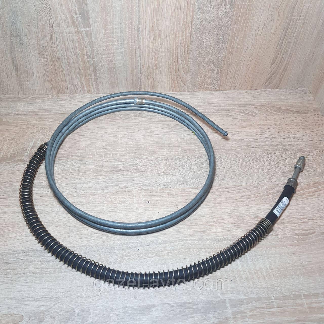 Трубка Газель дв. 405 с топливным шлангом под погружной насос (пр-во Автопромагрегат)