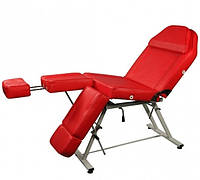 Кресло педикюрное  ZD-813A (красное)