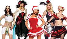Карнавальные костюмы и головные уборы