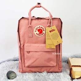 Рюкзак Kanken Fjallraven Classic  - Розовый Реплика