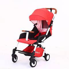 Детская коляска Yoya Care Красная (YY2018YP14)
