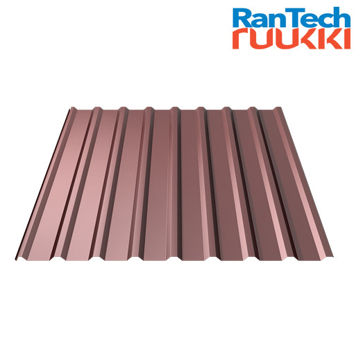 Металопрофіль  RanTech T20 Polyester  0.4мм