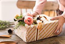 Красивая упаковка для подарков