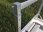 Стол алюминиевый раскладной для пикника + 4 стула (Чемодан) Усиленный , фото 8