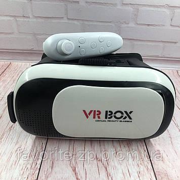 Шлем Очки Виртуальной Реальности VR BOX G2 (с пультом)