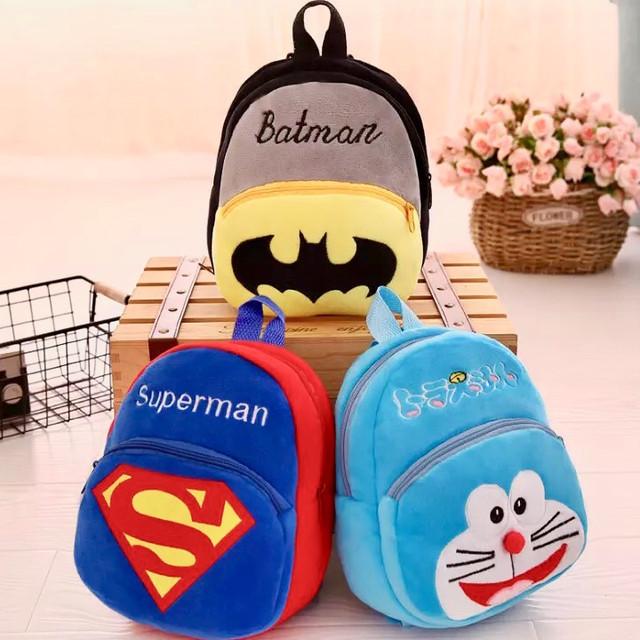 Детский рюкзак плюшевый