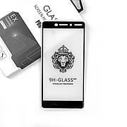 Защитное стекло Full Cover 2.5D Premium Nokia 6.1 Black
