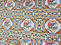 Креп-шовк Майоліка тюльпан тканину для одягу