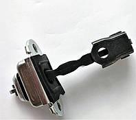 Ограничитель фиксатор рычаг передней двери Шкода Фабия Skoda Fabia 2000-2007 6Y0837249F SkodaMag, фото 1