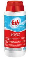 Hth хлор порошок шок длительного действия без резкого запаха хлора 2 кг