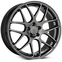 Литые диски Alexrims AFC-3 (forged) R18 W8 PCD5x100 ET42 DIA67.1 (polished surface + black insid)