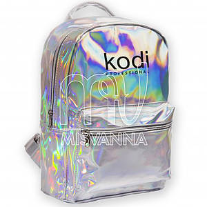 Рюкзак Kodi Professional, призма серебро
