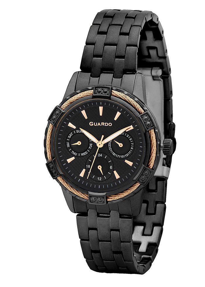 Часы женские B01356-5 черные