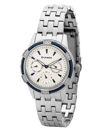 Часы женские B01356-1 серебристые, фото 2
