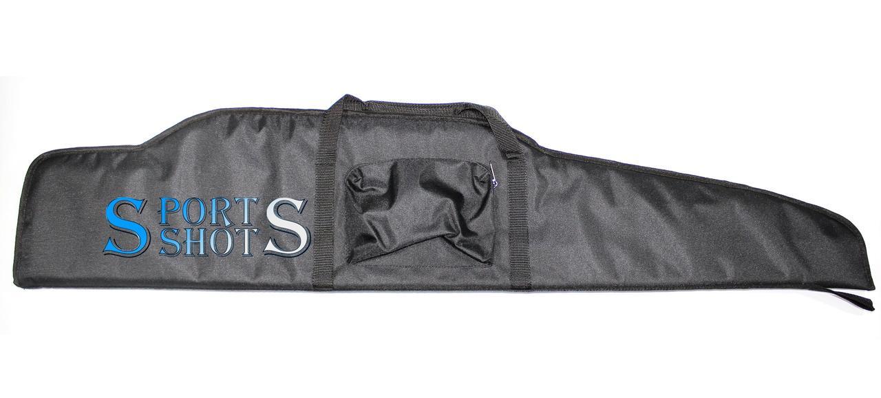 Чехол для винтовки с оптикой 109 см чёрный
