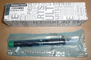 Топливная форсунка на Рено Дастер, Дачиа Дастер с 201г. K9K / Renault (Origial) 166001137R