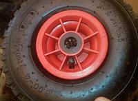 Пневмо колесо для тачки 3.00-4