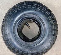 Покрышка (шина, резина)Премиум 3.50-4 с камерой для тачки