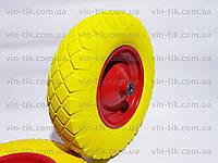 Колесо для тачки пенополиуретан 4.00-8, фото 1